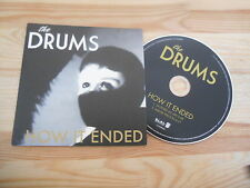 CD Indie The Drums - How It Ended (2 Song) Promo V2 COOP MOSHI MOSHI