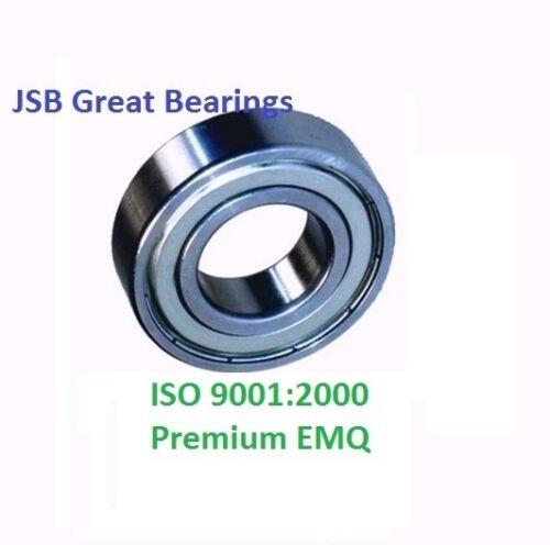 16 608-2Z bearing EMQ premium bearings 608 ZZ ABEC3//C3 608Z Skateboard HCH