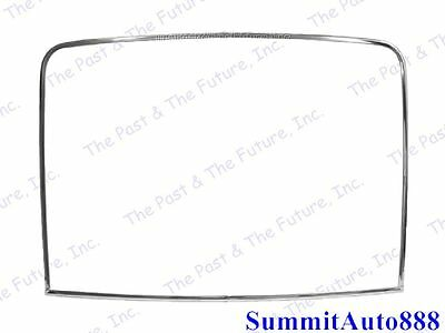 1969 1970 69 70 Ford Mustang Rear Window Molding Fastback  MSMG6970-11