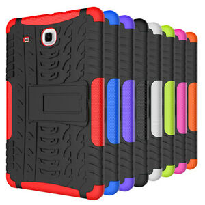 Hybride-Bequille-Rugged-COQUE-Housse-pour-Samsung-Galaxy-Tab-E-9-6-039-039-Sm-T560