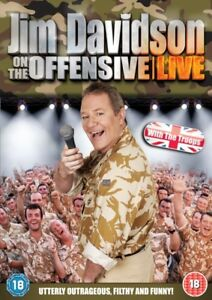 Jim-Davidson-On-The-Offensive-Live-DVD-Neuf-DVD-8258917