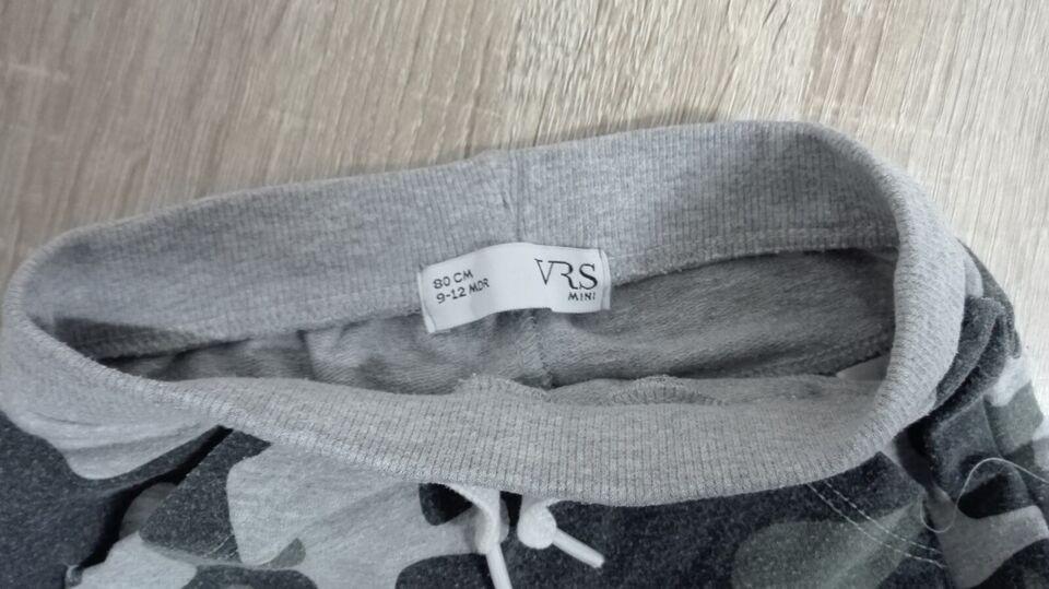Bukser, VRS mini, VRS mini