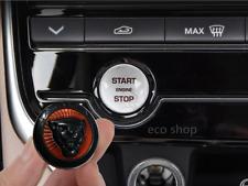 Engine Start Stop Button Emblem Sticker Badge For Jaguar Xj Xe Xf F Pace Xfl Xjl