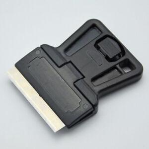 Mini-Rasierklingenschaber Einseitiger Rasierklingen-Schaberhalter Griff Standard