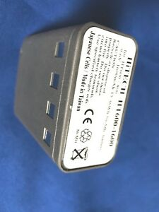 6-batteries-Japan-NiMh9-6v1-6A-For-Motorola-NTN5414-4825A-HT600-HT800-MTX888