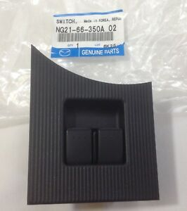 OEM NEW 2006-2008 Genuine Mazda MX-5 Miata Power Window Switch NE51-66-350-02