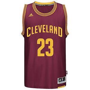 Cleveland Cavaliers Swingman Jersey Lebron James