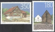 Liechtenstein 2006 Buildings/Architecture/Conservation/Heritage 2v set (n43786)