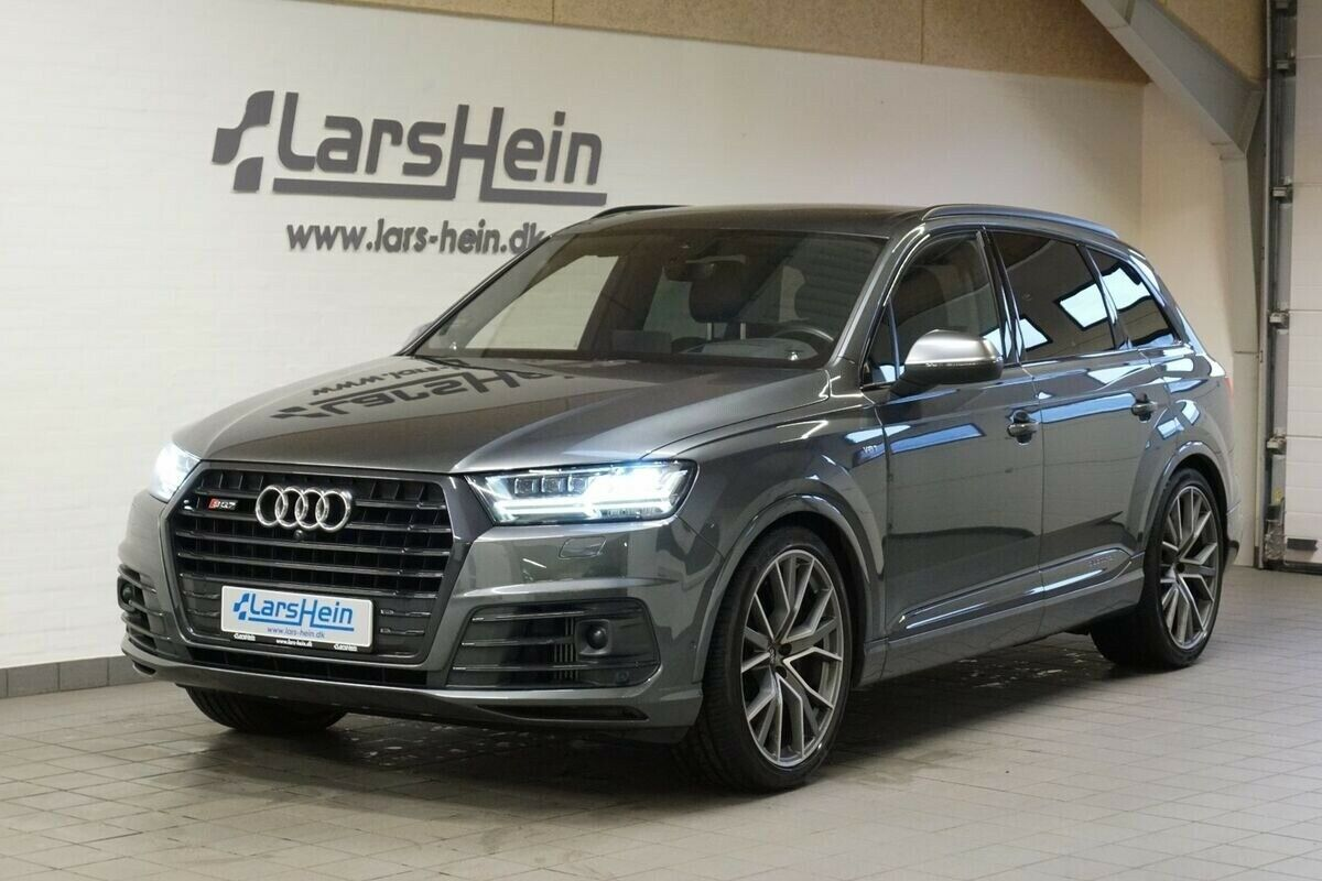 Audi SQ7 4,0 TDi quattro Tiptr. 7prs 5d - 1.149.800 kr.