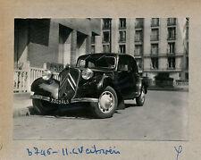 Auto c. 1950 - Citroën Traction 11 CV - V 101