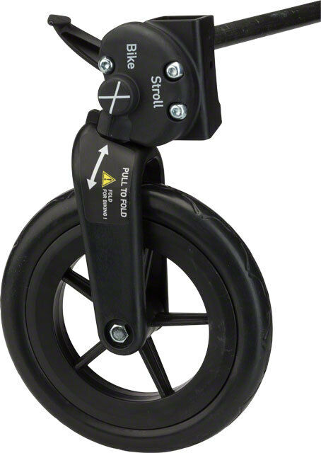 New Burley  One Wheel Stroller Kit  free delivery