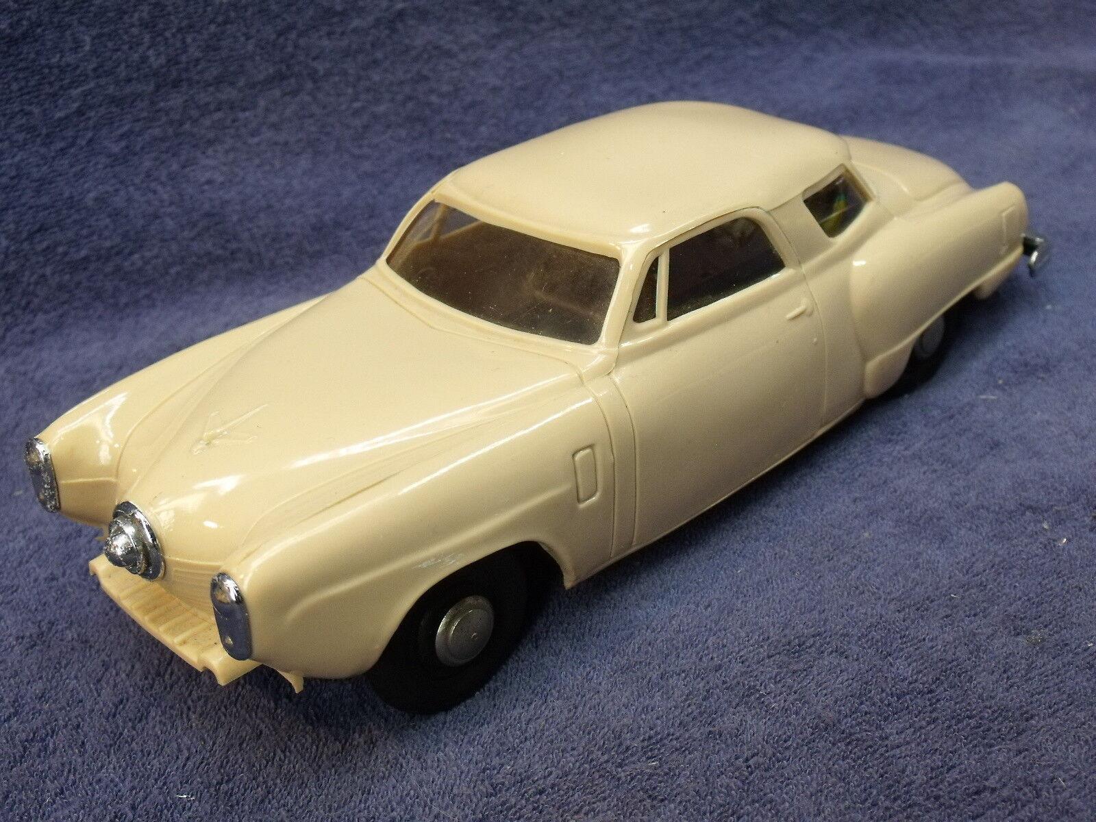 producto de calidad Vintage Vintage Vintage Original Crema de AMT 1951 Studebaker comandante Estrellalight Promo De Cuerda  respuestas rápidas