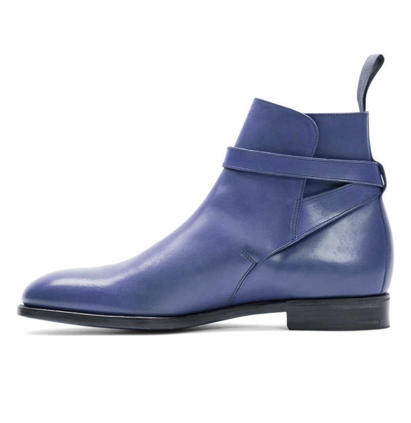 MEN NEW HANDMADE FORMAL LEATHER BOOTS BOOTS JODHPURS ANKLE HIGH DRESS BOOTS BOOTS 6a0af7
