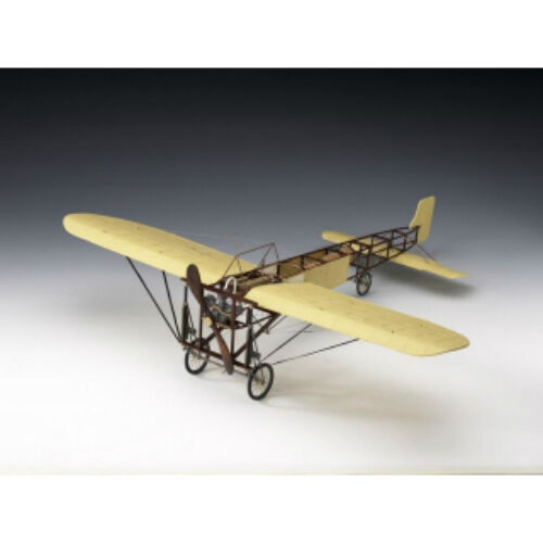 Classic, Detailed Model Kit by Amati   Aereo Bleriot Airplane