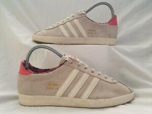 ADIDAS Gazelle Grey \u0026 Pink Suede