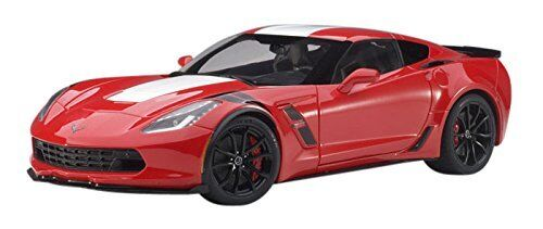 Venta en línea precio bajo descuento Autoart 1 18 Chevrolet Corvette Corvette Corvette C7 Grand Sport rojo compuesto modelo 71274  excelentes precios