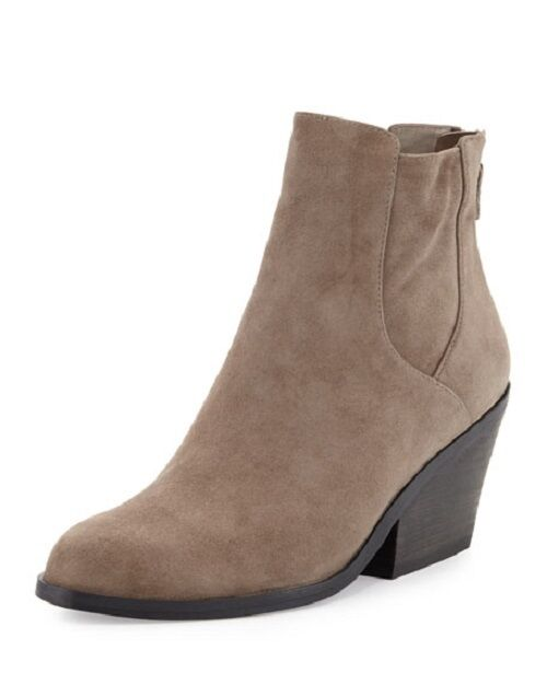 New Eileen Fisher ~ Art to Wear ~ Peer Shadow Ankle Boots ~ 8.5 8 1/2 M