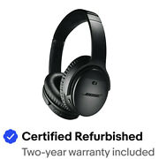 Bose QuietComfort 35 II Wireless Headphones, Certified Refurbished
