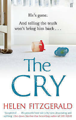 "1 of 1 - ""AS NEW"" FitzGerald, Helen, The Cry, Book"