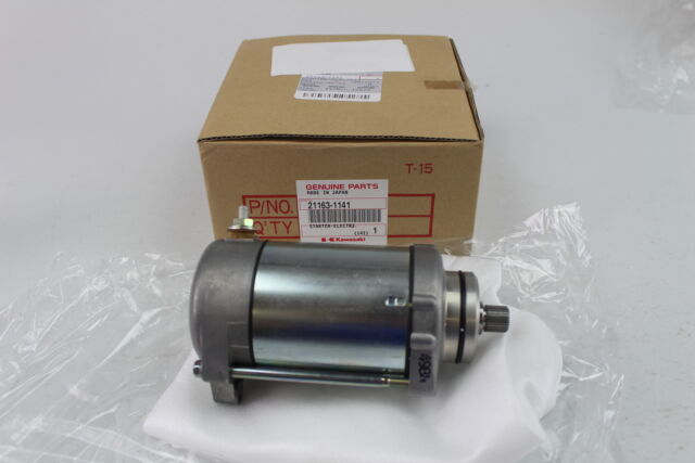 Kawasaki KLF300 Bayou 2x4 2001 Replacement Starter Motor
