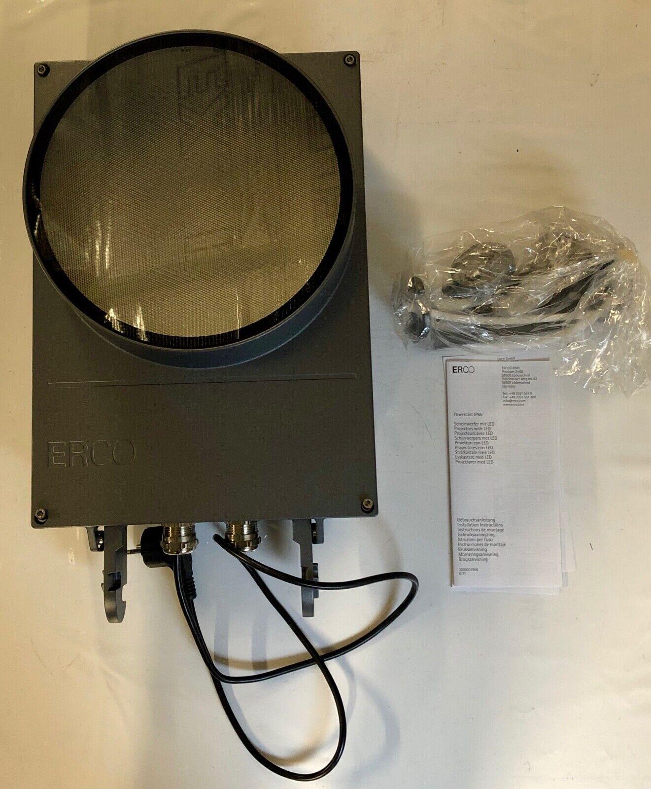Erco Powercast Scheinwerfer (1034311000) Graphit