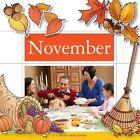 November by K C Kelley (Hardback, 2014)