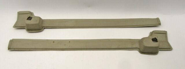 Garnish Quarter Panels Rear Lh Rh Ivory Oem Used 62634