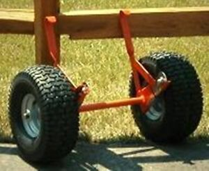 Lectro Truck All Terrain Wheels Attachment - All Models