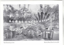 "*Postcard-""The Passamaquoddy""(Power Plant)*Boone Hall Plantation/ @ S.C. (#191)"