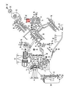 Genuine Bellows AUDI A6 Avant S6 quattro A7 Sportback 4G2 4G5 079129740D