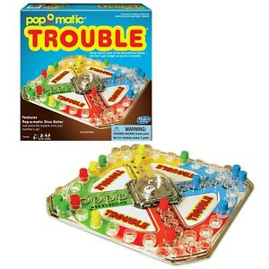 Classic Trouble Board Game, 1176