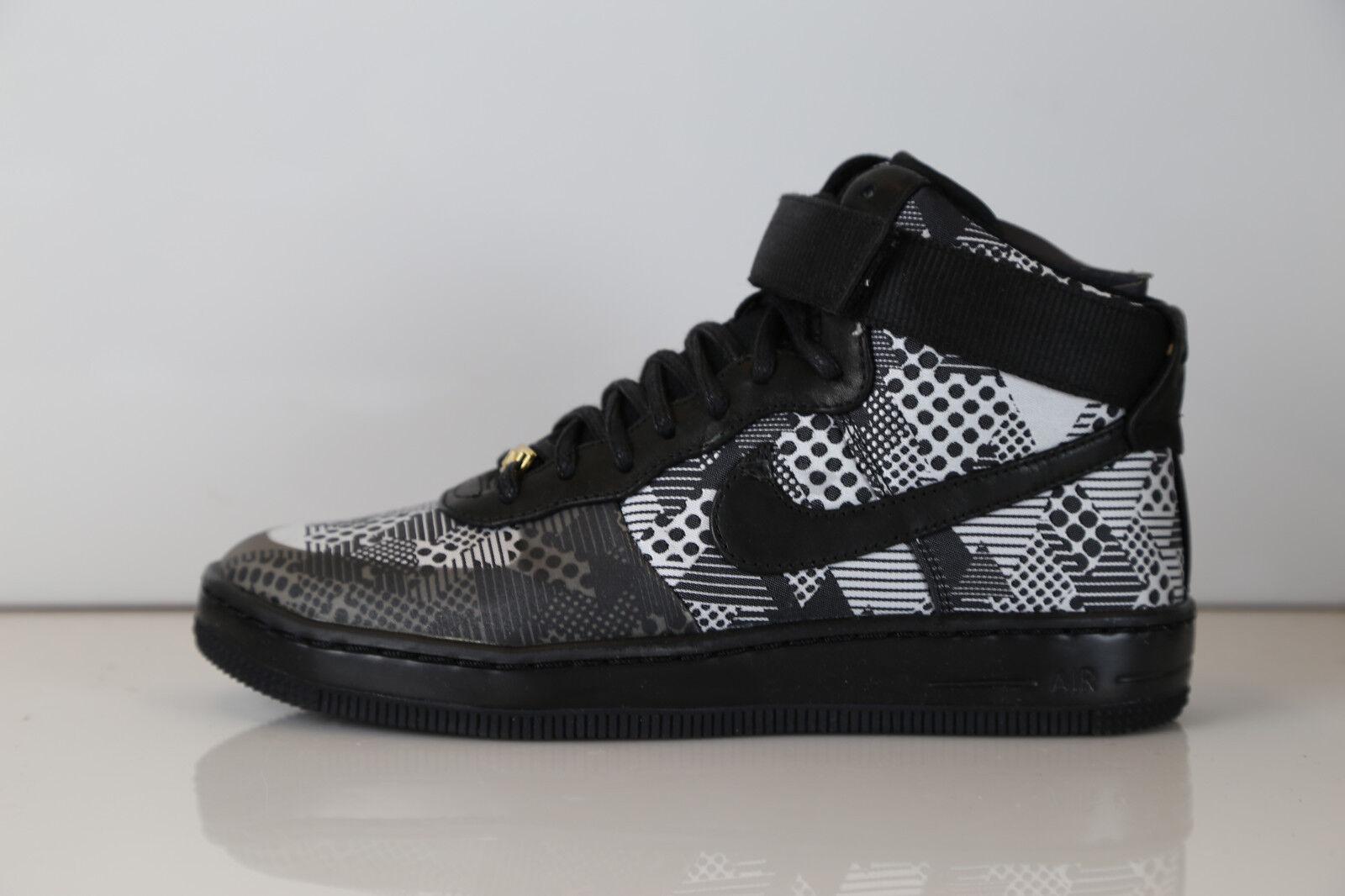Nike Femme AF1 Ultra Obliger BHM noir History QS 717464-001 6.5-10 3  air
