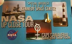 NASA tie pin great present for collector from Kennedy Space Center - London, United Kingdom - NASA tie pin great present for collector from Kennedy Space Center - London, United Kingdom