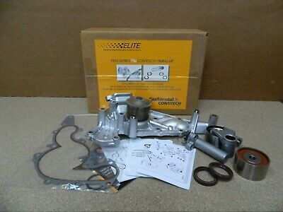 NEW Continental Timing Belt Kit w// Water Pump PP190LK1 for Lexus 4.0L DOHC 90-97