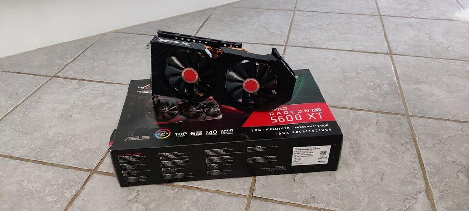 AMD Radeon Rx590 8GB AMD, 8 GB RAM, God