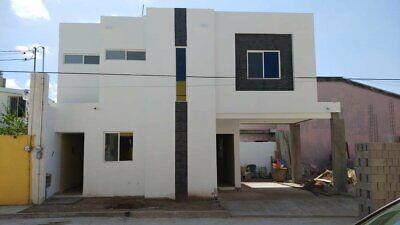 Casa nueva en Venta, colonia Manuel R. Diaz, Cd. Madero.