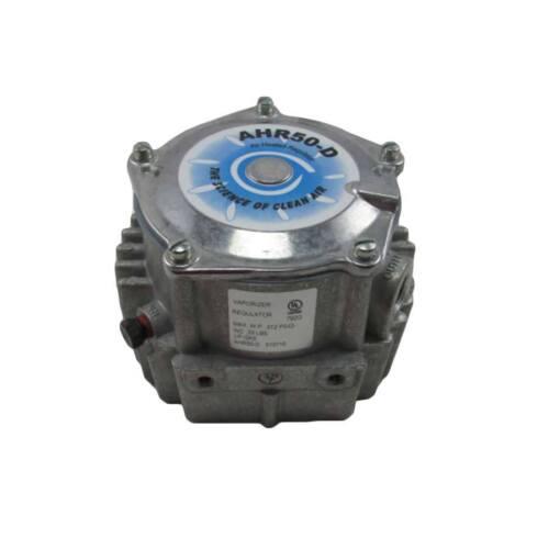 IMPCO PROPANE AIR HEATED VAPORIZER AHR50-D REGULATOR CONVERTER HEAT SINK LPG LP