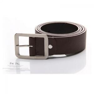 Estilo-Casual-Hombres-Faux-Leather-Moda-Correa-de-la-cintura-Hebilla-Cinturones