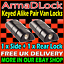 VW-Crafter-High-Security-ArmaDLock-Van-Side-Rear-Door-Hasp-Dead-Locks-Mul-T-Lock thumbnail 7