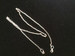 Silver Plated xtra-thin-Easy Clips-Remove In Seconds! Details about  /Eyeglass or Mask Chain