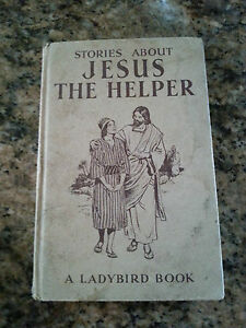 Ladybird-Stories-about-Jesus-the-Helper-Early-1960-039-s