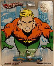 2012 Hot Wheels Nostalgia DC Comics Originals '65 Ford Ranchero Aquaman Quantity