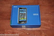 Nokia C Series C6-01 - Black (Unlocked) Smartphone U.S. Version (Brand New)