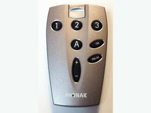 Details about Phonak SoundPilot FM Claro Hearing Aid Remote Control Swiss  Made Sound Pilot