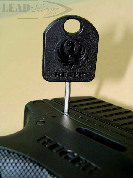Ruger Factory Internal Lock Key Assembly for Ruger LC9 LC380 Mark III /& P345