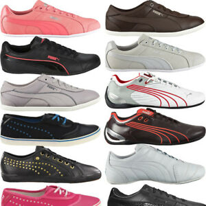 Das Bild wird geladen Puma-Damen-Schuhe-viele-Modelle-zur-Auswahl-Leder- d96659ed3b