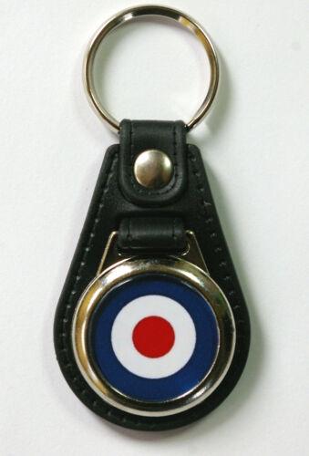 Mods Mod Target Keyring RAF Roundel Northern Soul The Who Paul Weller the Jam