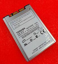 """1.8 """"Toshiba Mk2533GS G SATA 250 GB-Festplatte für HP Elite Buch 2530p 2730p 274"""