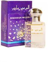 Haramain Million 15 Ml Concentrated Oil By Al Haramain Perfumes