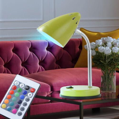 LED Tisch Leuchte Büro Beleuchtung RGB Fernbedienung Steh Lese Lampe Big Light